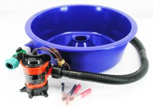 D.A.M. Blue Bowl Kit - Premium