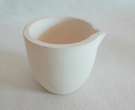 150 oz Fused Silica Melting Crucible