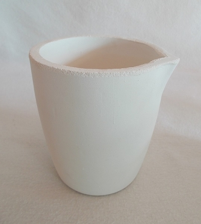 300 oz Fused Silica Melting Crucible